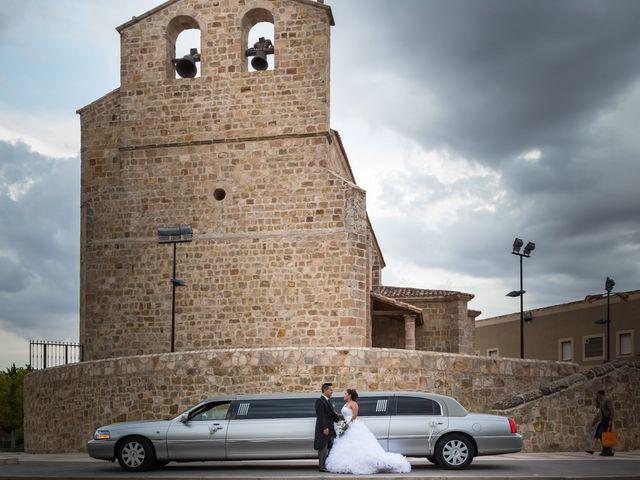 La boda de Jonny y Carolina en Guadalajara, Guadalajara 42