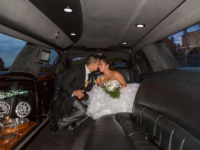 La boda de Jonny y Carolina en Guadalajara, Guadalajara 43
