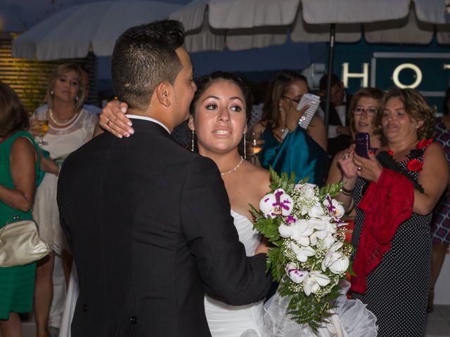 La boda de Jonny y Carolina en Guadalajara, Guadalajara 45