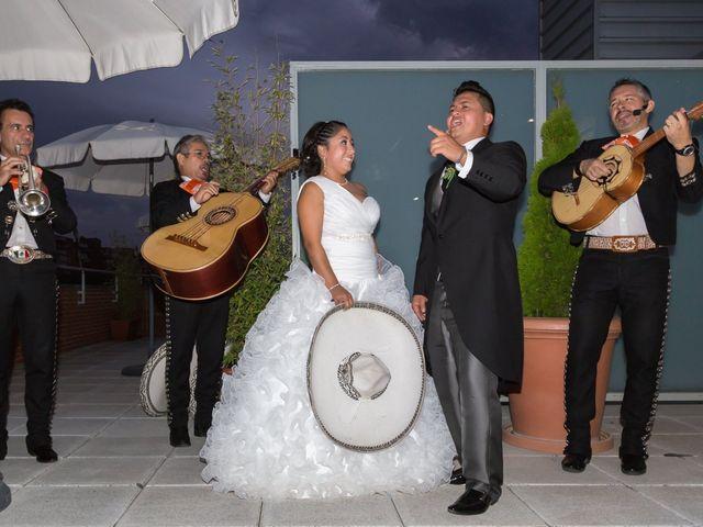 La boda de Jonny y Carolina en Guadalajara, Guadalajara 47