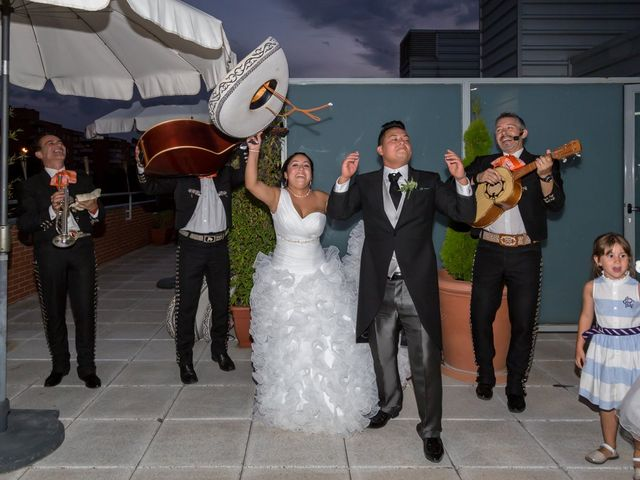 La boda de Jonny y Carolina en Guadalajara, Guadalajara 50