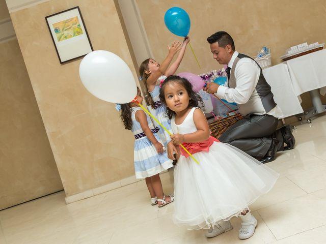 La boda de Jonny y Carolina en Guadalajara, Guadalajara 57