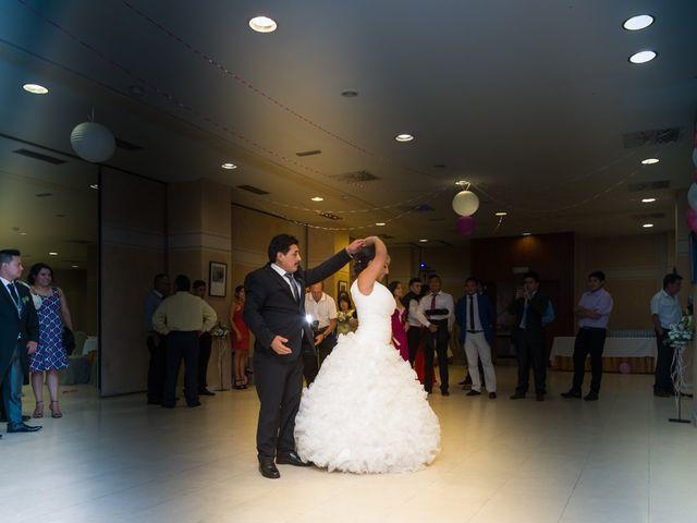 La boda de Jonny y Carolina en Guadalajara, Guadalajara 64