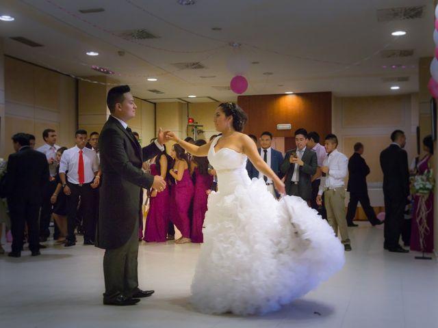 La boda de Jonny y Carolina en Guadalajara, Guadalajara 67