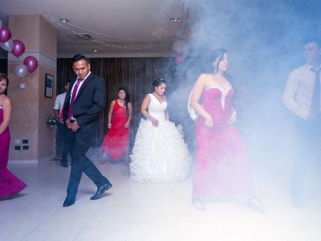 La boda de Jonny y Carolina en Guadalajara, Guadalajara 68