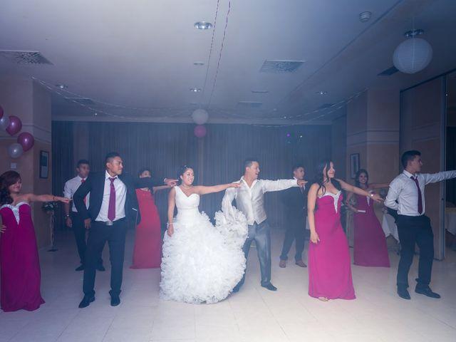 La boda de Jonny y Carolina en Guadalajara, Guadalajara 69