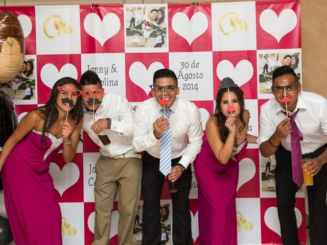 La boda de Jonny y Carolina en Guadalajara, Guadalajara 70