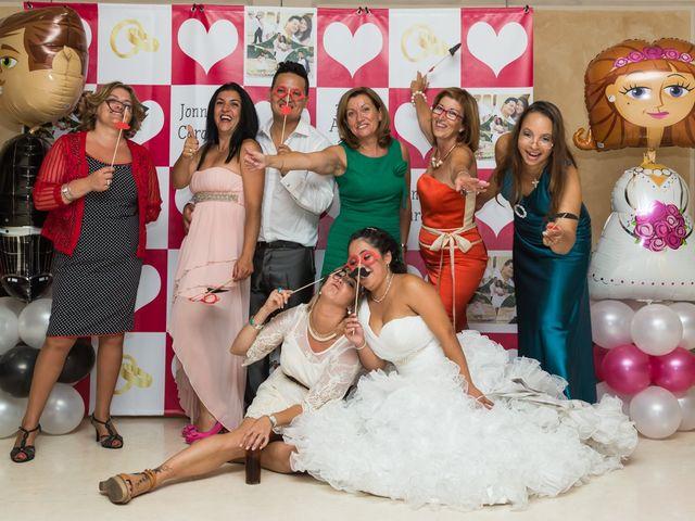 La boda de Jonny y Carolina en Guadalajara, Guadalajara 74