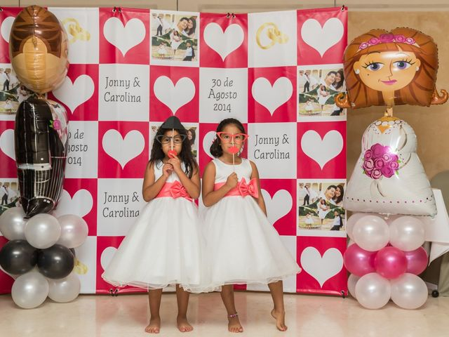 La boda de Jonny y Carolina en Guadalajara, Guadalajara 75