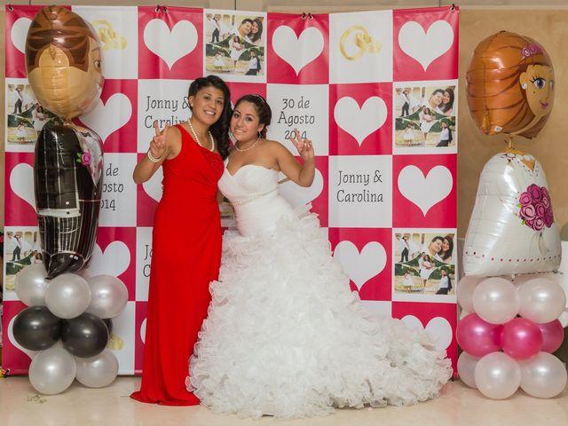 La boda de Jonny y Carolina en Guadalajara, Guadalajara 77