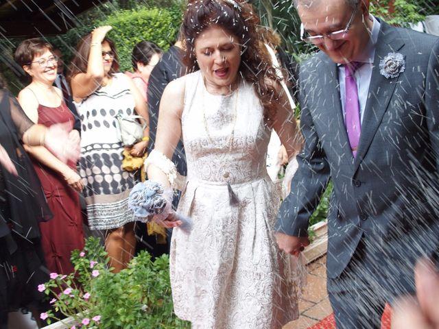 La boda de Manel  y Maria Pilar  en Montornes Del Valles, Barcelona 3
