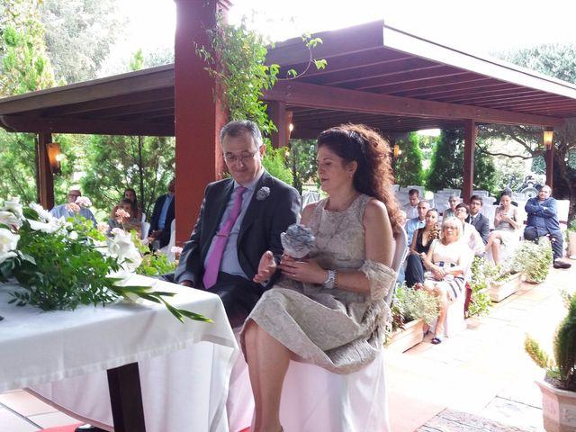 La boda de Manel  y Maria Pilar  en Montornes Del Valles, Barcelona 1