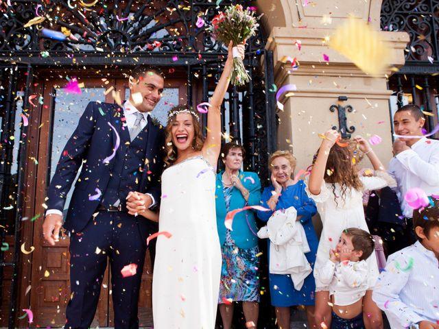 La boda de Rut y Jon