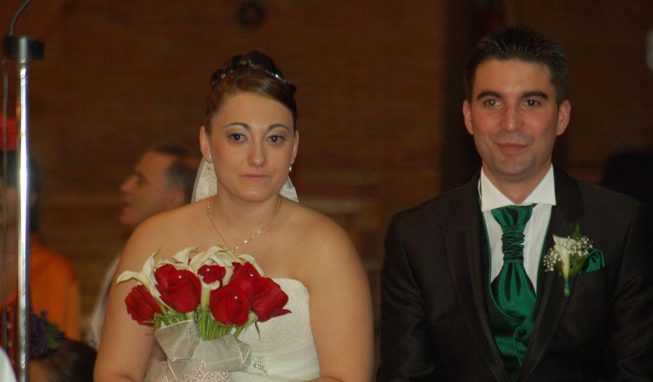 La boda de Nuria y Marcos en Fuenlabrada, Madrid