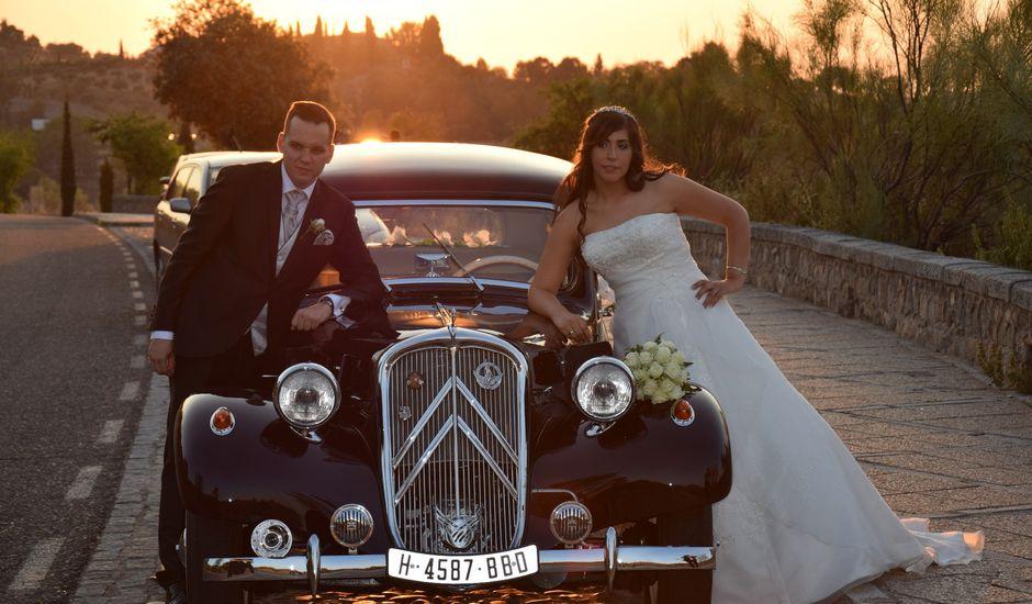 La boda de Dani  y Sara  en Illescas, Toledo