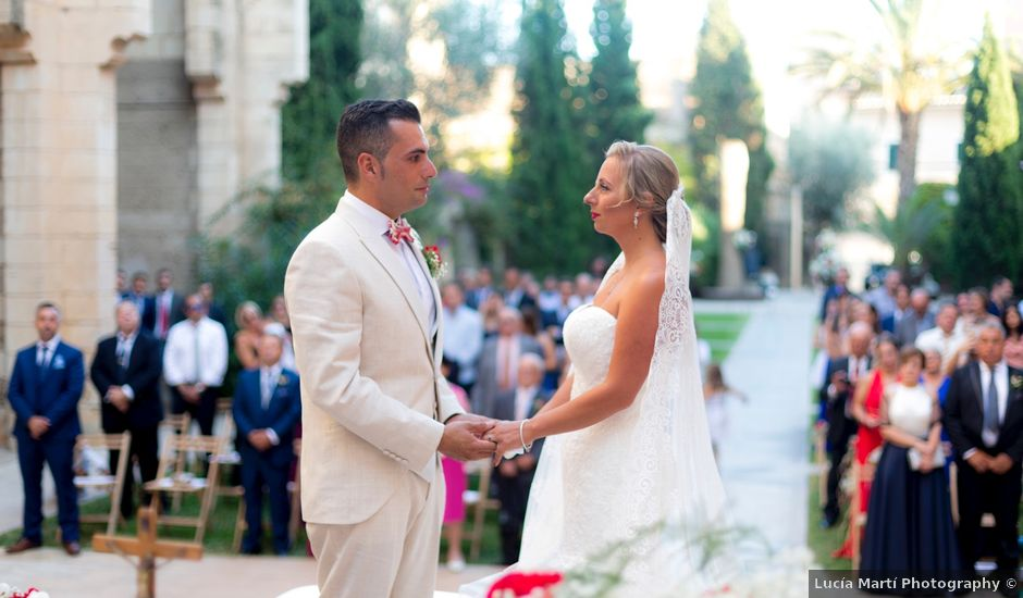 La boda de Ivan y Anabel en Son Servera, Islas Baleares