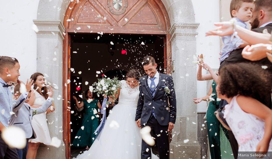 La boda de Dioni y Yasmi en San Cristóbal de La Laguna, Santa Cruz de Tenerife