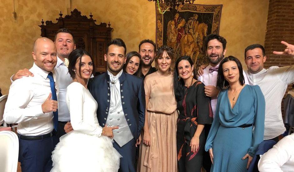 La boda de Laura y David en Dalias, Almería