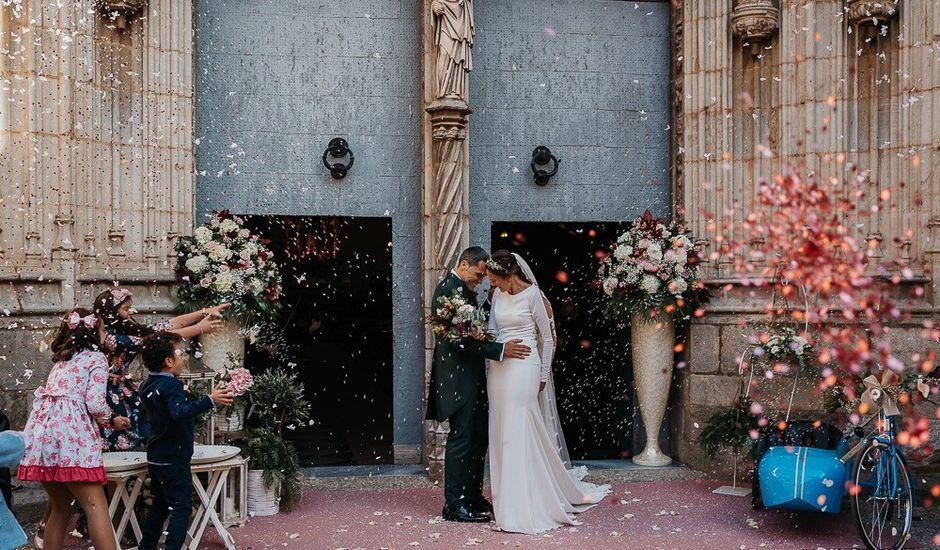 La boda de Elena y César en Murcia, Murcia