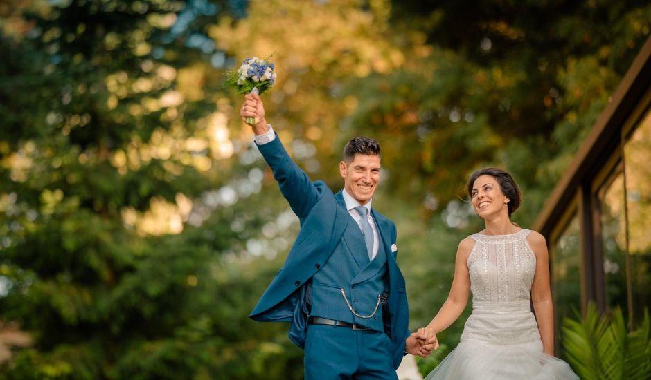 La boda de Óscar  y Yasmin en Silleda (Casco Urbano), Pontevedra