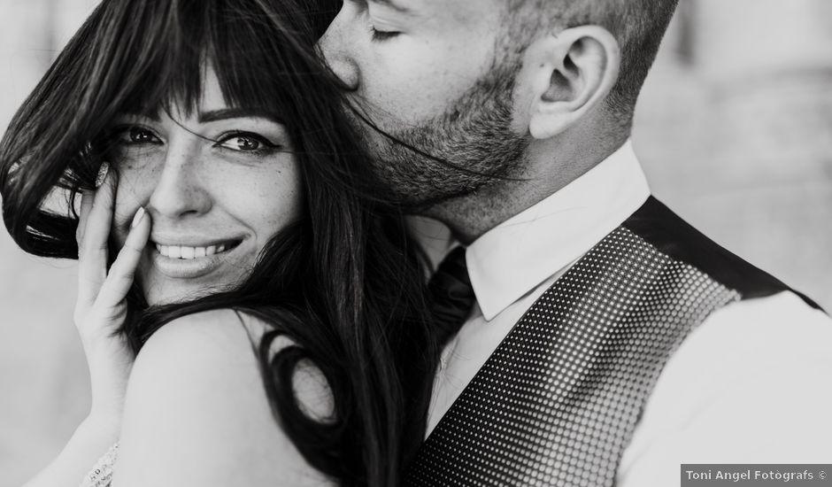 La boda de Alisa y Marc en Castelldefels, Barcelona