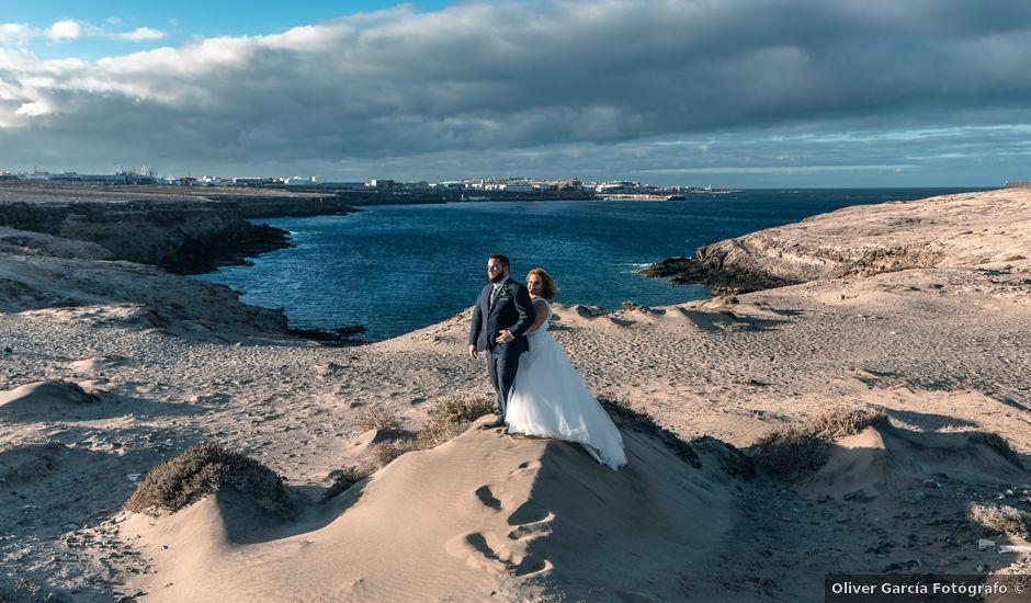 La boda de Adoney y Tania en Aguimes, Las Palmas