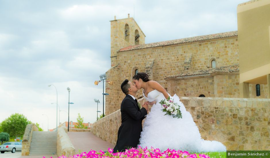 La boda de Jonny y Carolina en Guadalajara, Guadalajara