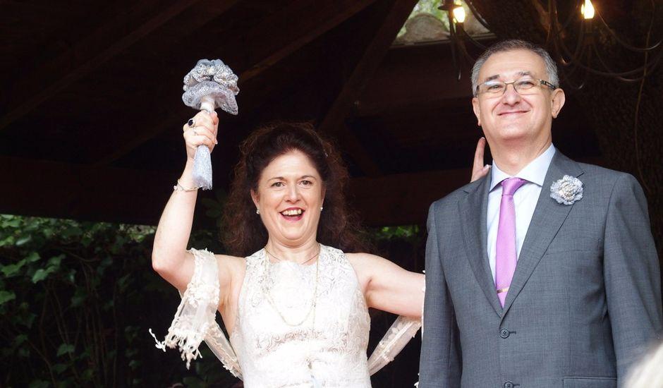 La boda de Manel  y Maria Pilar  en Montornes Del Valles, Barcelona