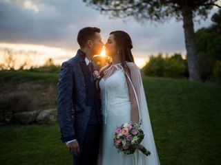 La boda de Pilar y Josep