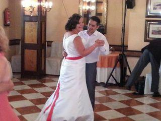 La boda de Marcos y Jesica
