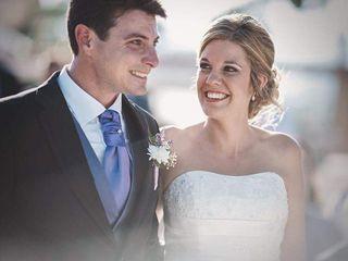 La boda de Natalia  y Jose María
