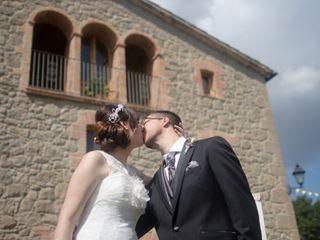 La boda de Míriam y Dani