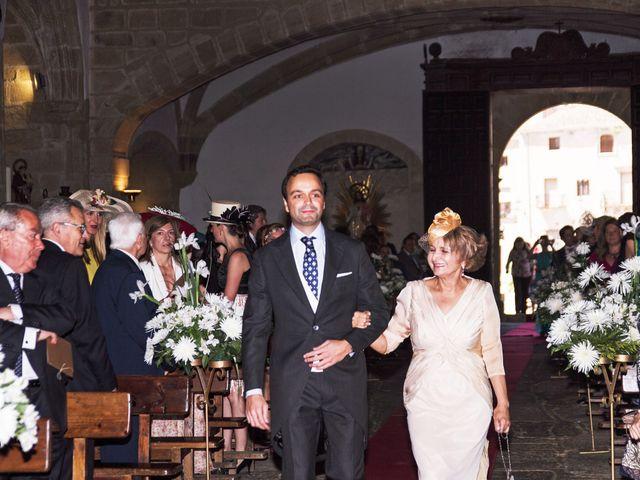 La boda de Alberto y Marina en Trujillo, Cáceres 33
