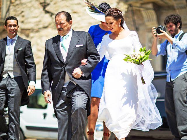 La boda de Alberto y Marina en Trujillo, Cáceres 39