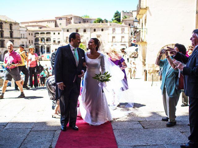 La boda de Alberto y Marina en Trujillo, Cáceres 41