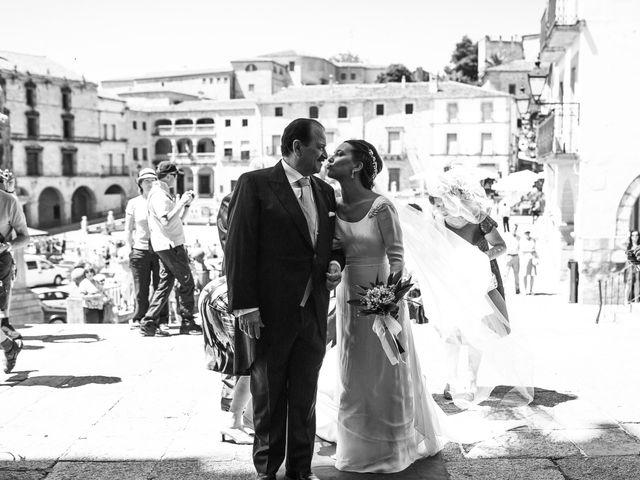 La boda de Alberto y Marina en Trujillo, Cáceres 42