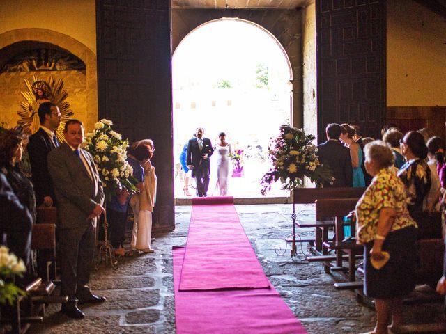 La boda de Alberto y Marina en Trujillo, Cáceres 43