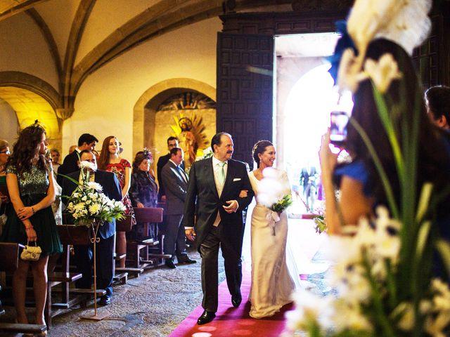 La boda de Alberto y Marina en Trujillo, Cáceres 44