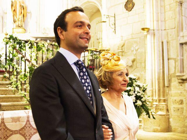 La boda de Alberto y Marina en Trujillo, Cáceres 45