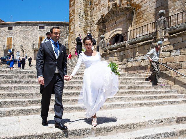 La boda de Alberto y Marina en Trujillo, Cáceres 71