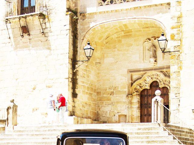 La boda de Alberto y Marina en Trujillo, Cáceres 81