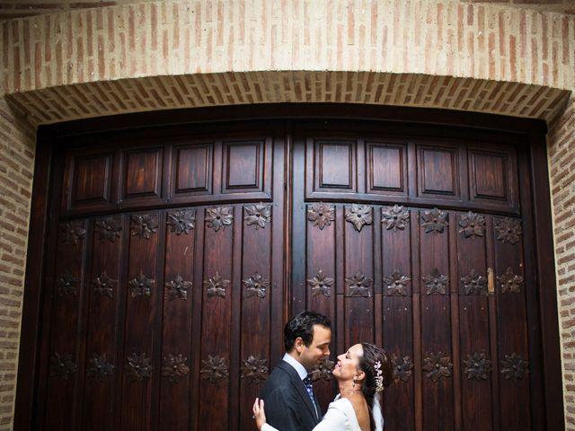La boda de Alberto y Marina en Trujillo, Cáceres 95