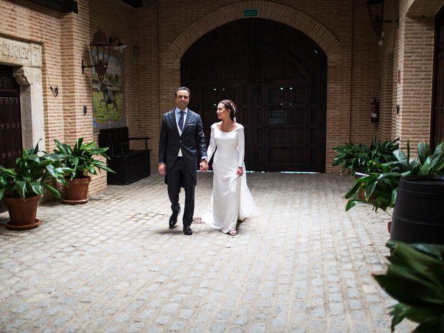 La boda de Alberto y Marina en Trujillo, Cáceres 96