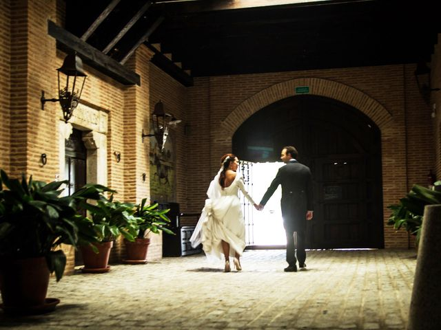 La boda de Alberto y Marina en Trujillo, Cáceres 97