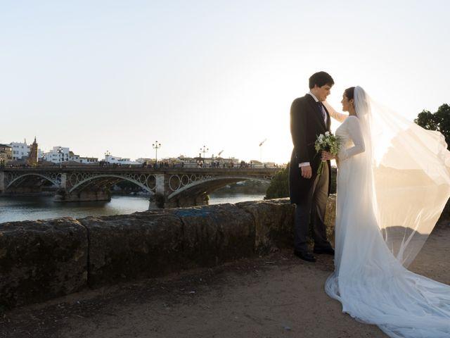 La boda de Luis y Ana en Sevilla, Sevilla 20
