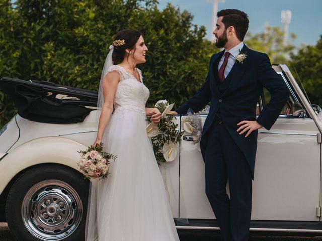 La boda de Encarna y Jose