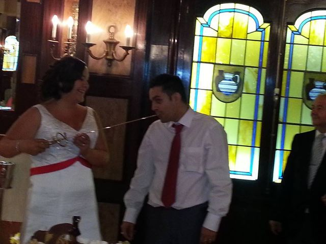 La boda de Jesica y Marcos en Alcorcón, Madrid 2