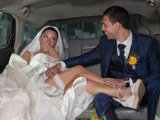 La boda de Bruno y Estefania en Sentmenat, Barcelona 24