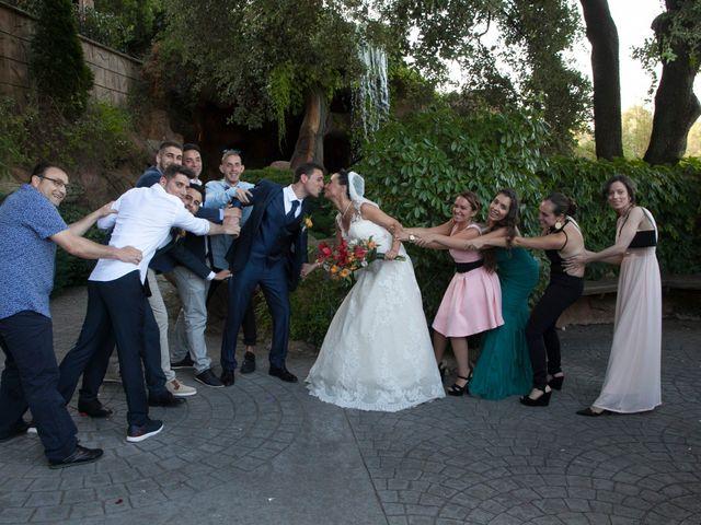 La boda de Bruno y Estefania en Sentmenat, Barcelona 25