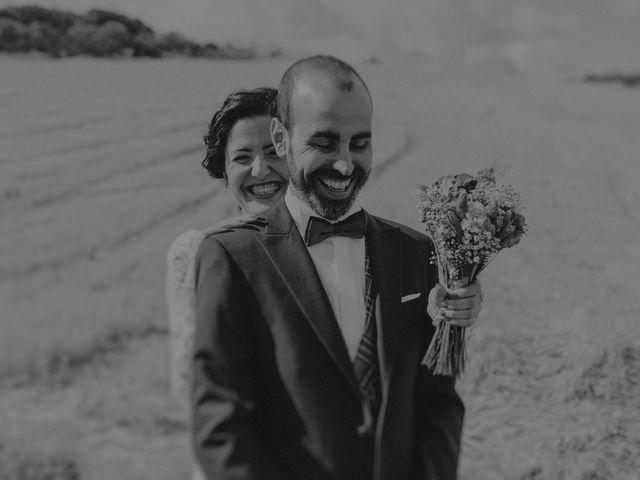 La boda de Mari Ángeles y David